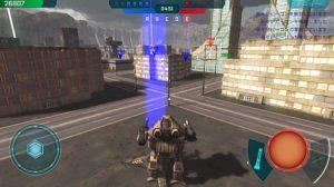 War Robots バトルシーン