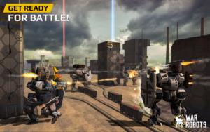 War Robots 特徴